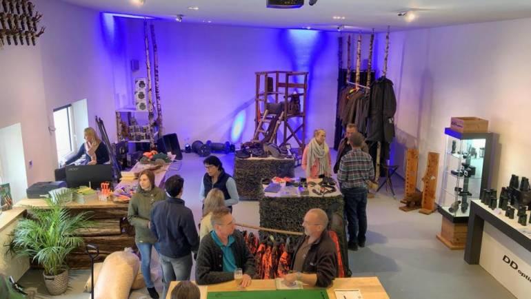Neueröffnung Jagdspezi-Ausstellung