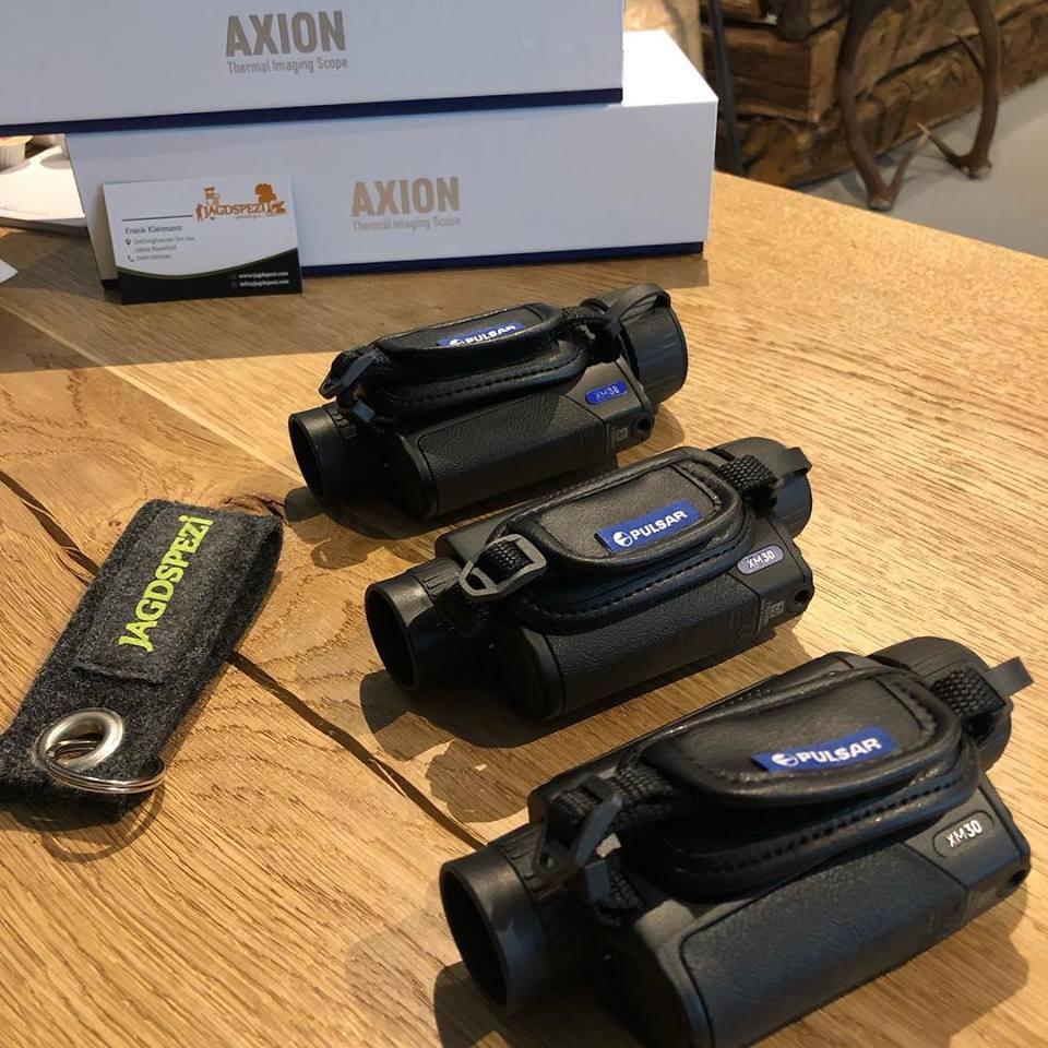 Die neuen Pulsar Geräte sind da !!!